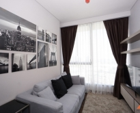 For Rent - The Lumpini 24 - 38 sqm 18 fl. Built-in